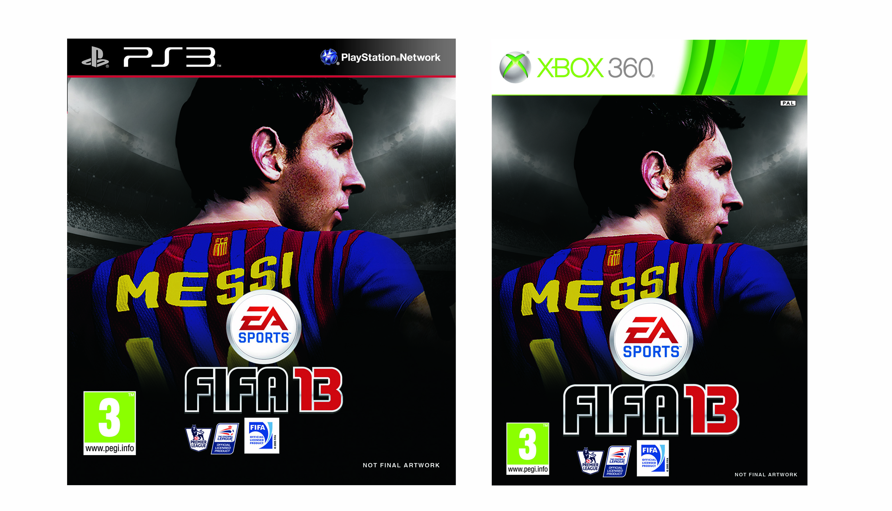 du nouveau pour fifa 13 jeux video info. Black Bedroom Furniture Sets. Home Design Ideas