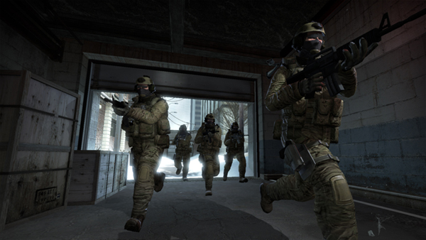 Counter-Strike : Global Offensive (Fiche)