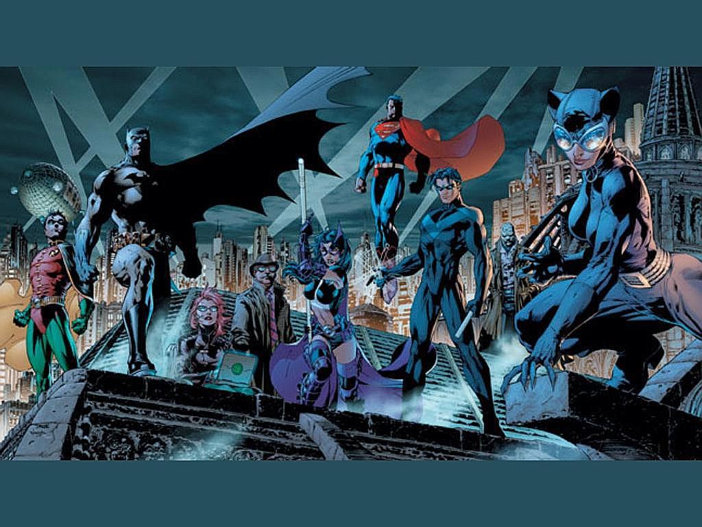 DC Universe Online Jeux de super-héros en Free to Play
