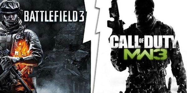 Les chiffres de Call of Duty et Battlefield 3 en premium