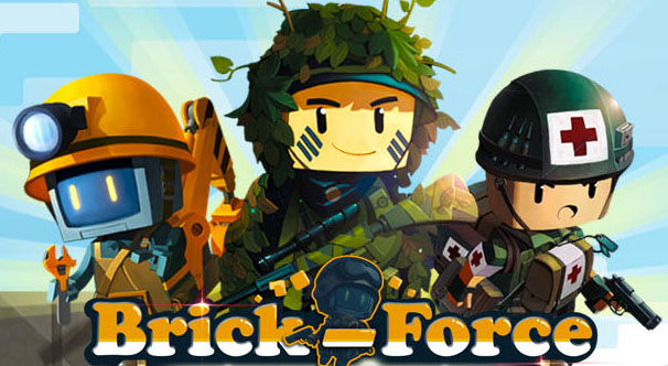 Gaming Live Brick-Force