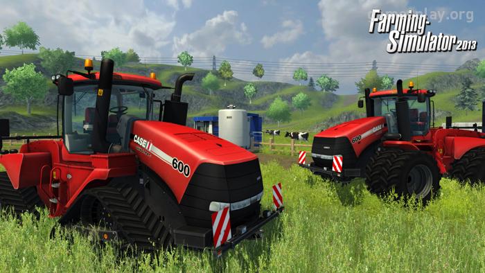 Farming Simulator 2013 et les nouveaux véhicules