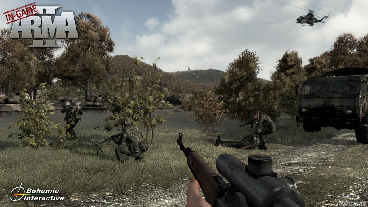 FICHE TECHNIQUE deArmA 2 Editeur:505 Games Développeur :Bohemia Interactive Studio Type: FPS –Armed Assault Genre: Guerre Sortie France:18 juin 2009 En savoir +:16 ans et + ArmA 2 Free est […]