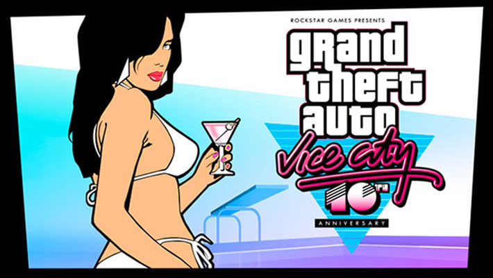 Grand Theft Auto : Vice City 10 ans (iOS et Android)