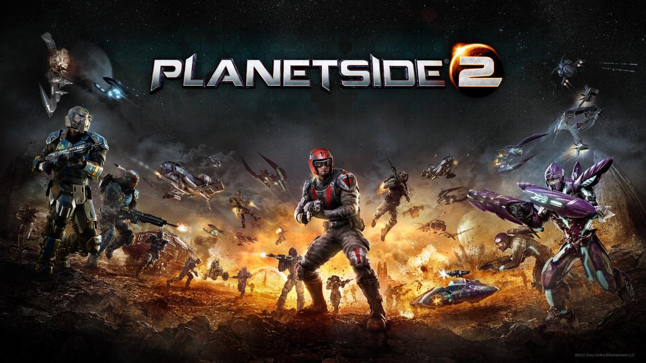 PlanetSide 2 PC (fiche)