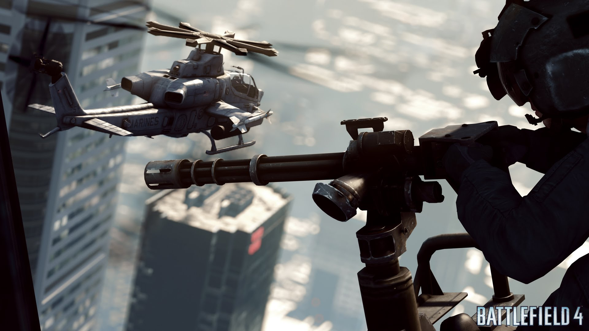 Bande annonce Battlefield 4: Official « Siege of Shanghai » Multiplayer