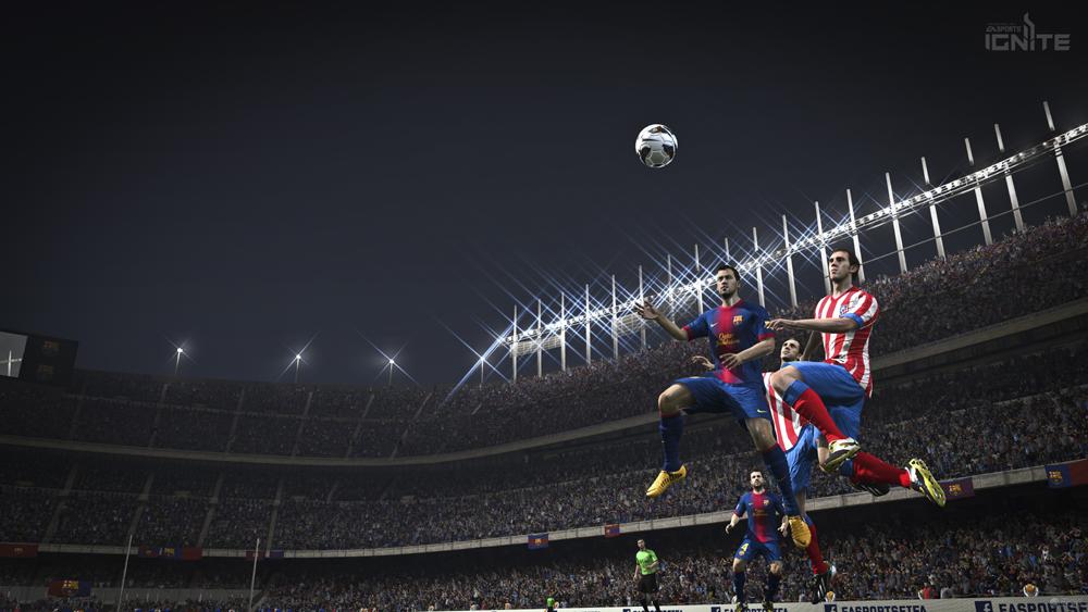 Bande annonce de FIFA 14 sur Xbox One