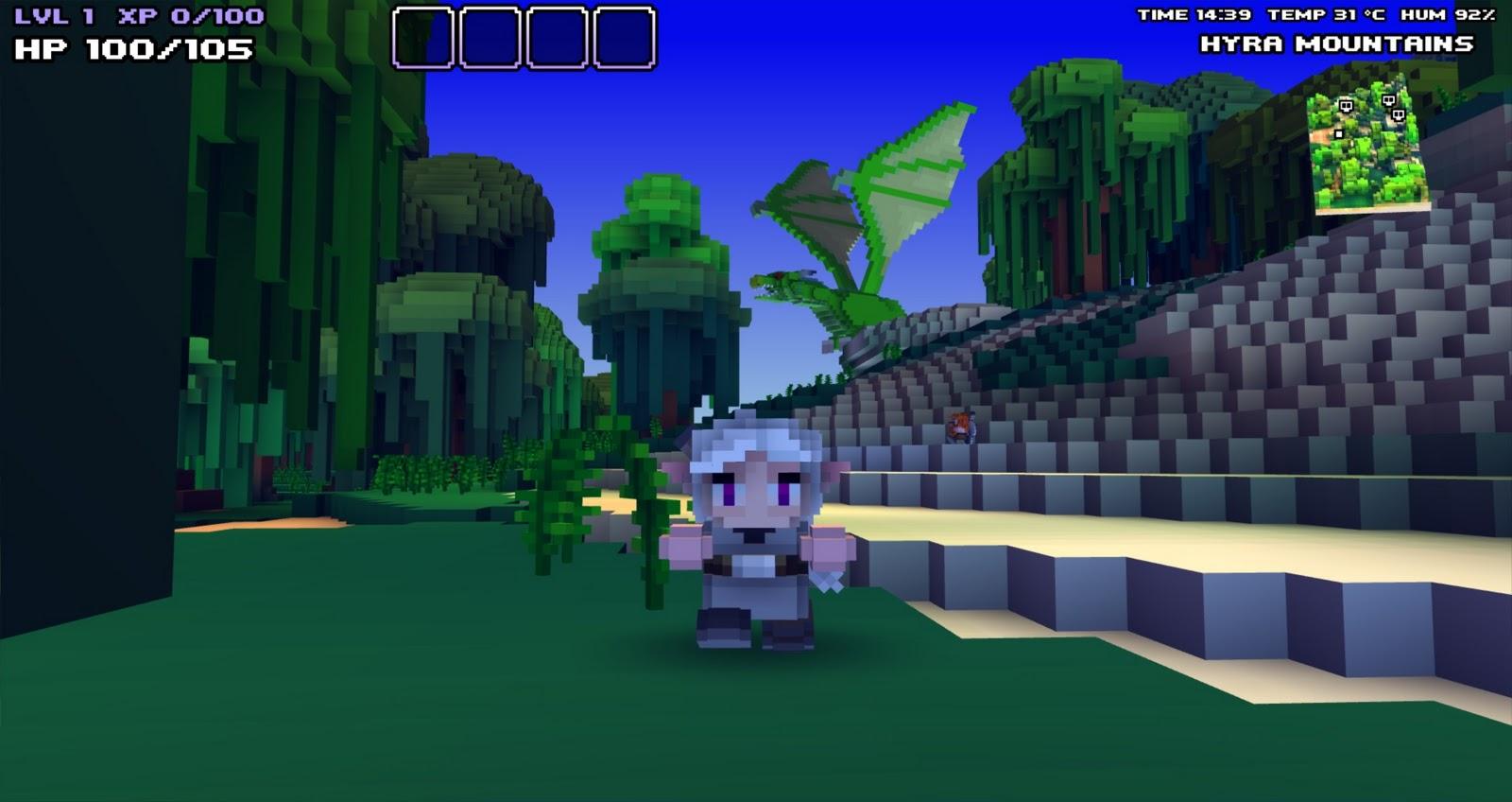 Voici quelque fond d'ecran (ou en anglais : wallpaper) du jeux Cube World qui viens de se lancer en Beta  Si vous avez trouvez des fond d'écran sur cube […]