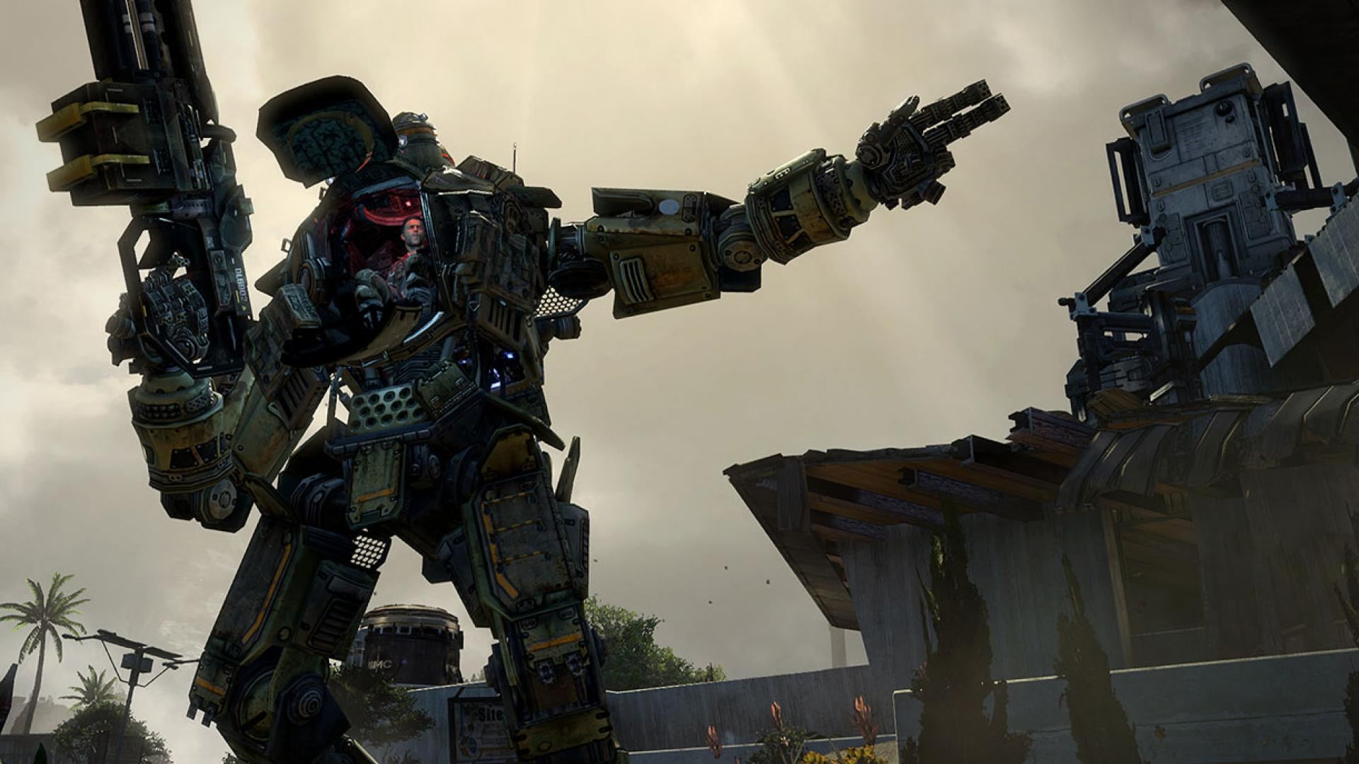Voici une sélection de fond d'écran Titanfall.