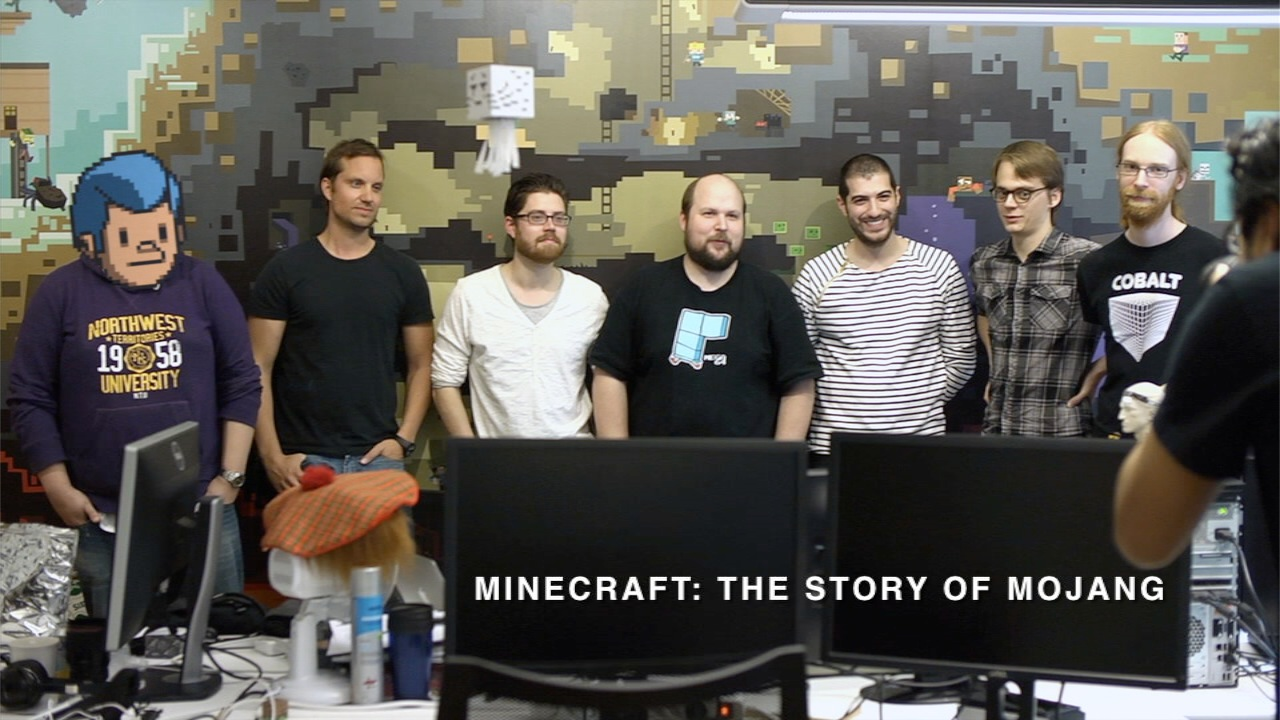 Documentaire Minecraft disponible sur Youtube