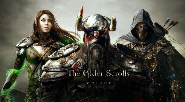 Bande annonce de The Elder Scrolls Online sur PS4