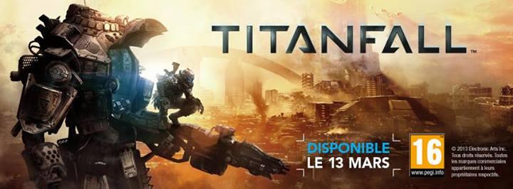 Adoptez un Titan ! Pensez vous aussi à votre exemplaire de Titan sur Titanfall sur Xbox One et PC dès le 13 mars. Les tarifs en précomande sur Origin […]