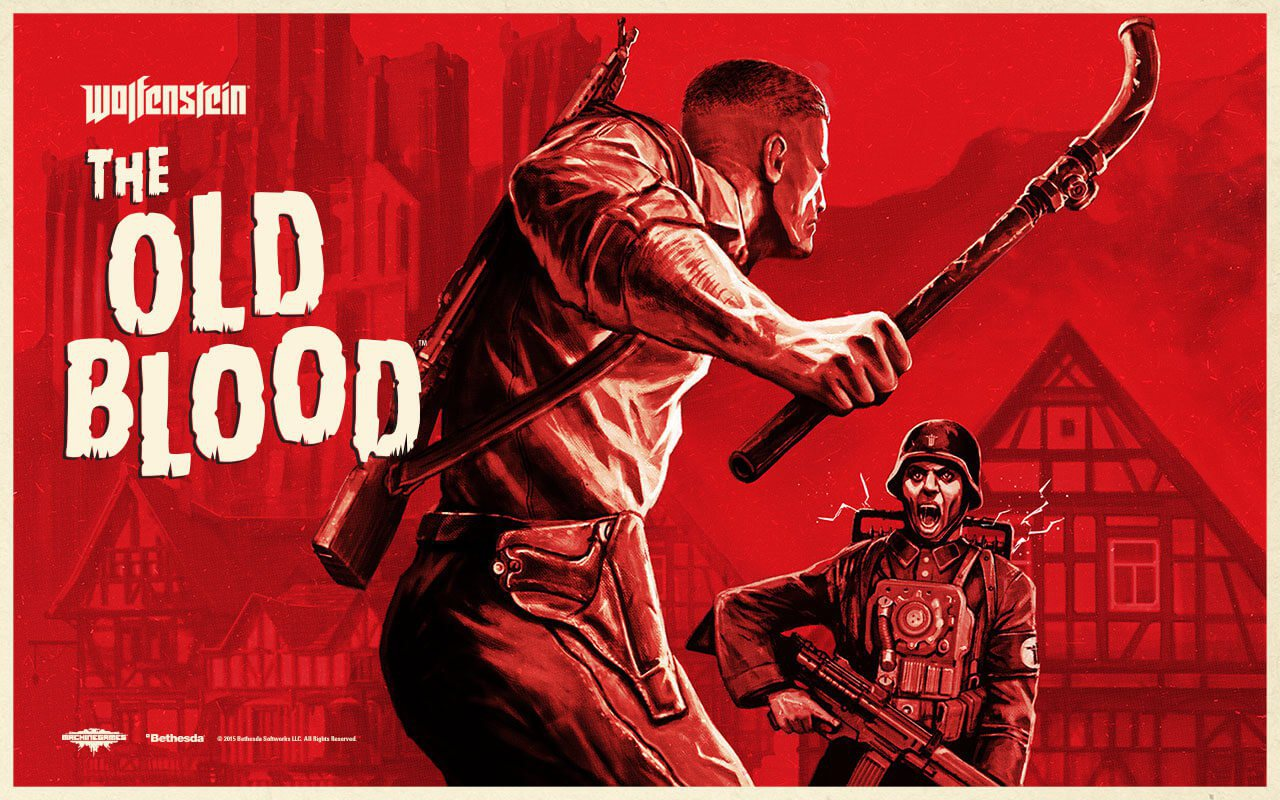 Wolfenstein : The Old Blood. Nouveau Gameplay et Date de sortie