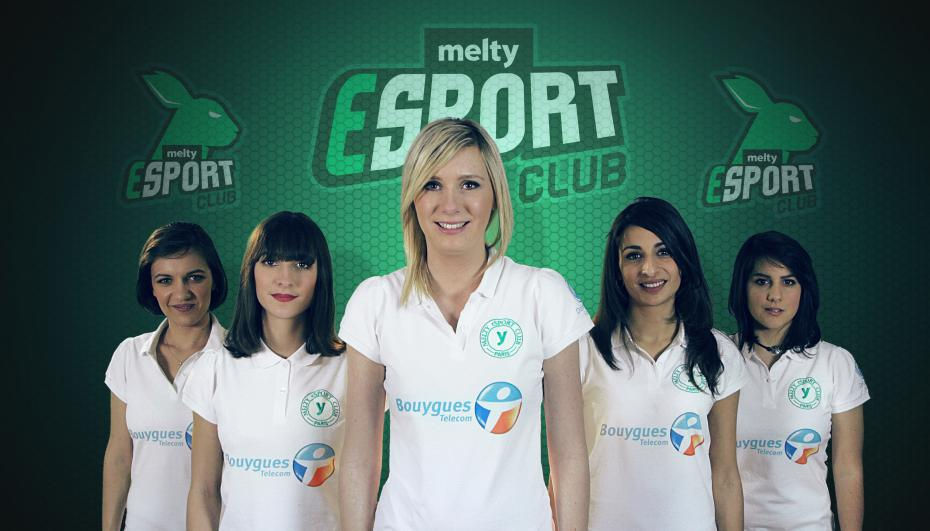 Nom : Melty eSport Club Sexe : Féminin Jeux-video :  CS:GO   Membres  : Leslie Bismuth : Svelty (fr) Déborah Teissonniere : tOrka (fr) Sandrine Avedissian : Mitsu (fr) Olivia Dorchies : Swordz (fr) Marion […]