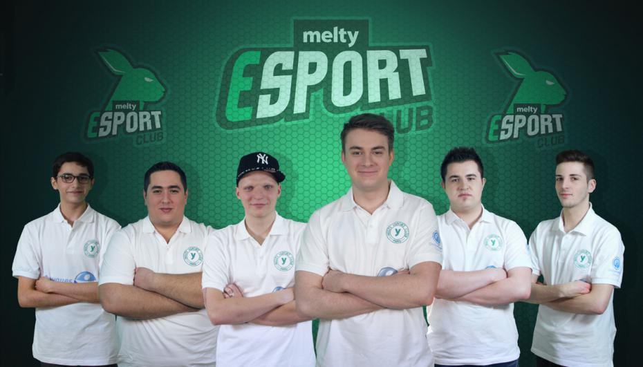 Melty eSport Club (masculin) CS:GO