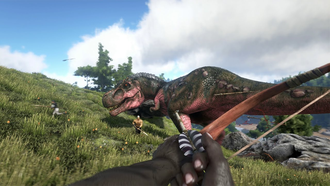 ARK Survival Evolved Trailer
