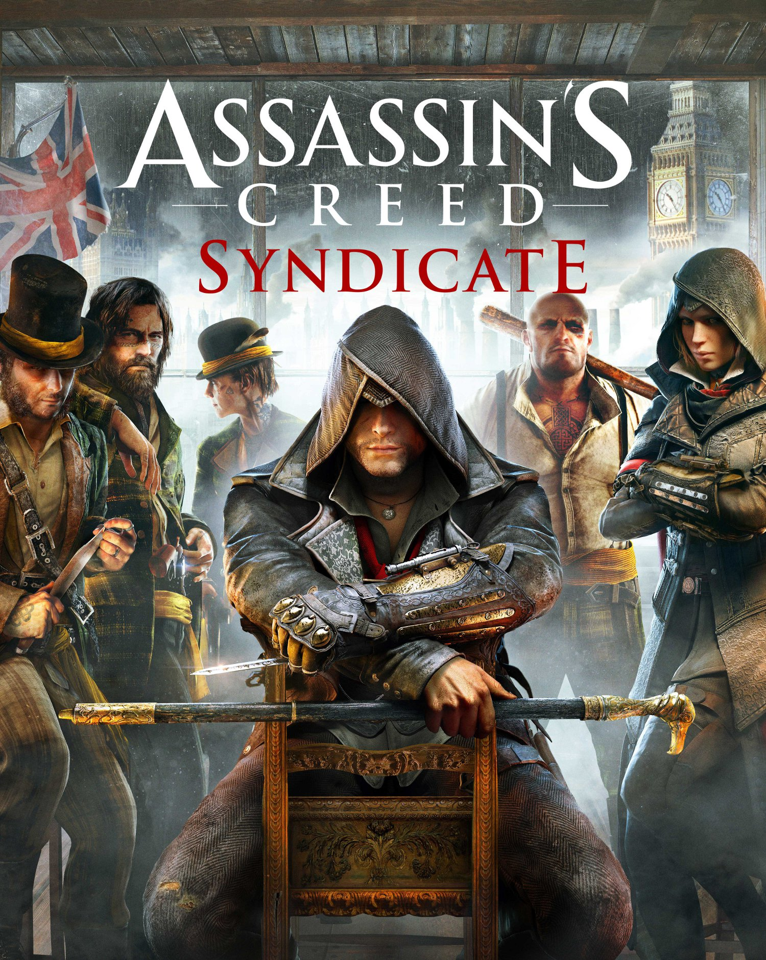 Bande annonce Assassin's Creed Syndicate 2015 sur PS4