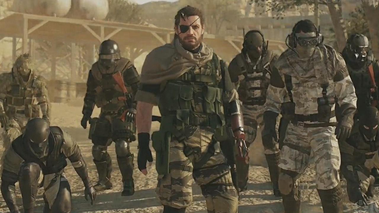 Metal Gear Online Bande Annonce du gameplay