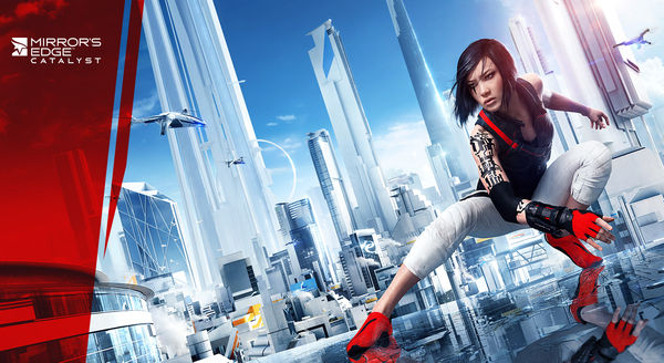Bande annonce officielle de Mirror's Edge Catalyst