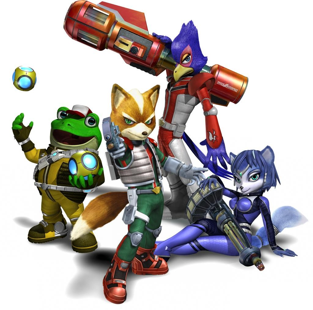 Star Fox Zero wallpaper