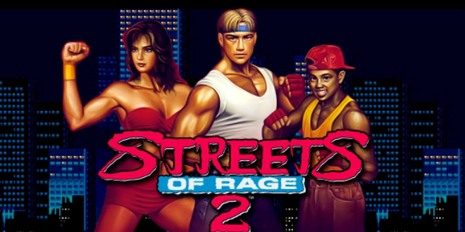 Streets of Rage 2 revient en 3D