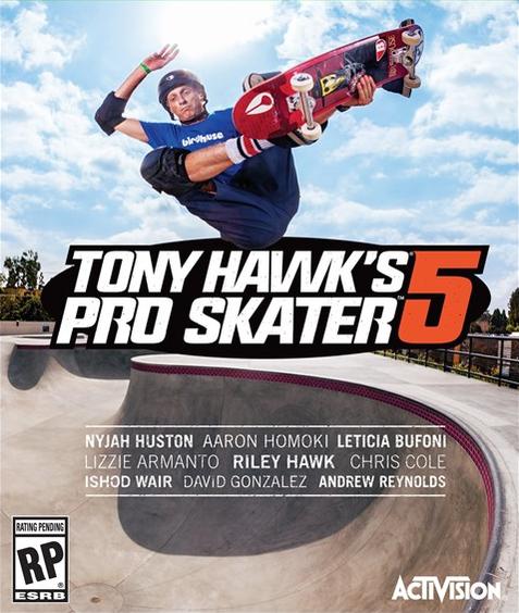 Tony Hawk Pro Skater 5 bande annonce