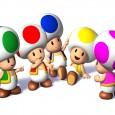 10 fond d'écran de Toad le champignon que l'on trouve sur les jeux de Super Mario Bros sur les consoles Nintendo.