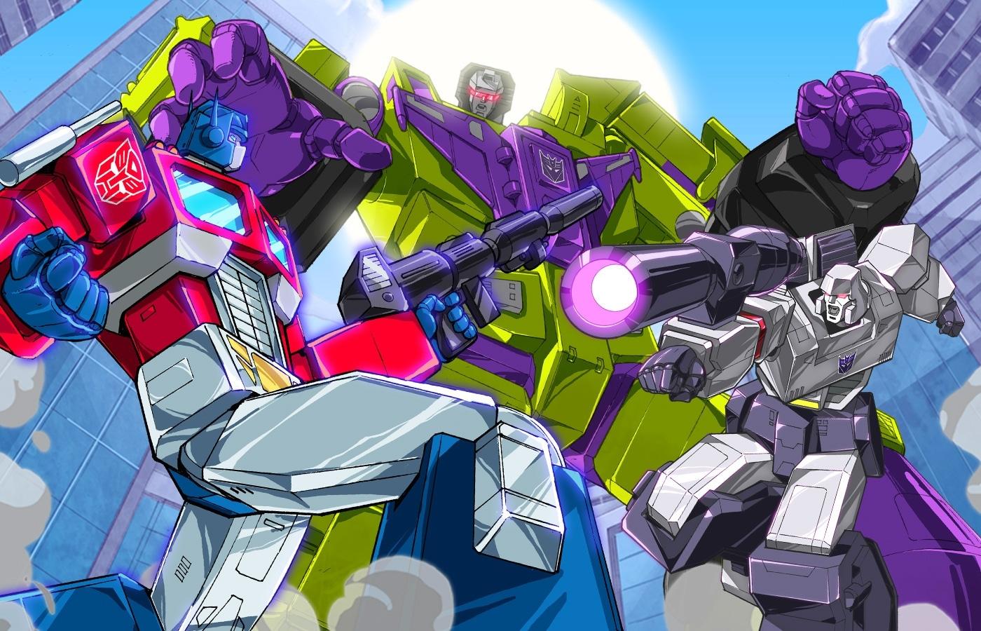 Une retour dans les années 80 avec Transformers : Devastation