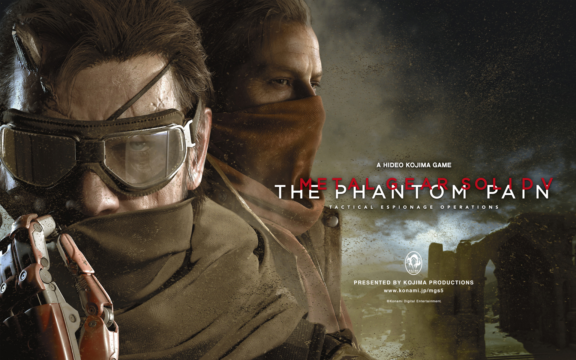 METAL GEAR SOLID V: The Phantom Pain trailer de la bande annonce