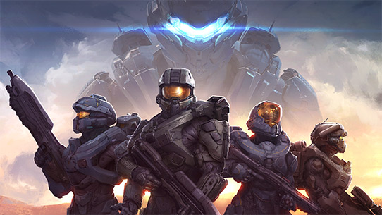 Halo 5 – Blue Team Opening – La cinématique sur XBOX ONE