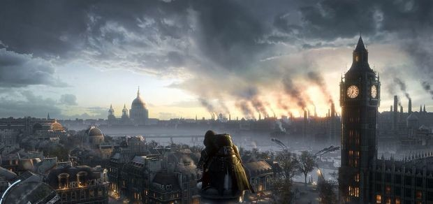 Quartier de la Tamise sur Assassin's Creed Syndicate