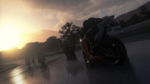 DriveClub Bikes Trailer sur PS4