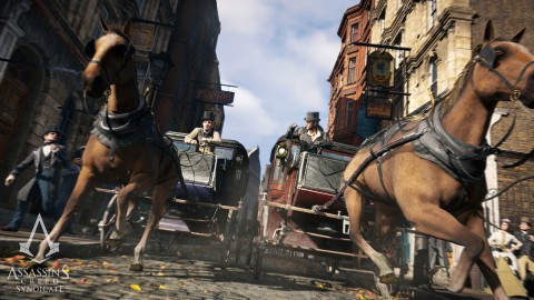 Quartier de The Strand sur Assassin's Creed Syndicate