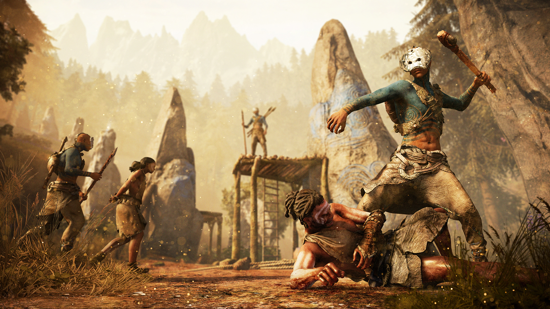 Far Cry Primal  la bande annonce Officiel