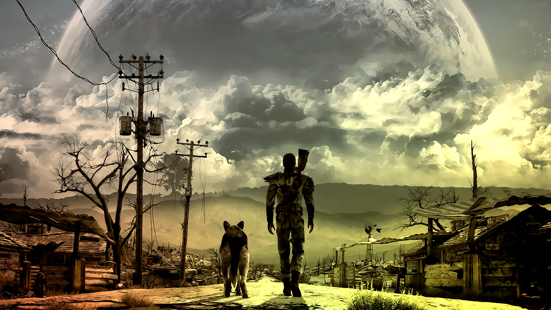 Fallout 4 – Bande Annonce