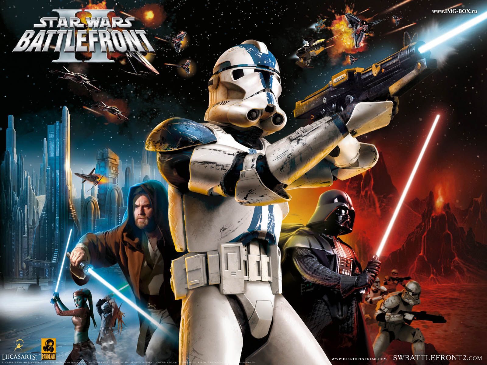 STAR WARS : BATTLEFRONT wallpaper