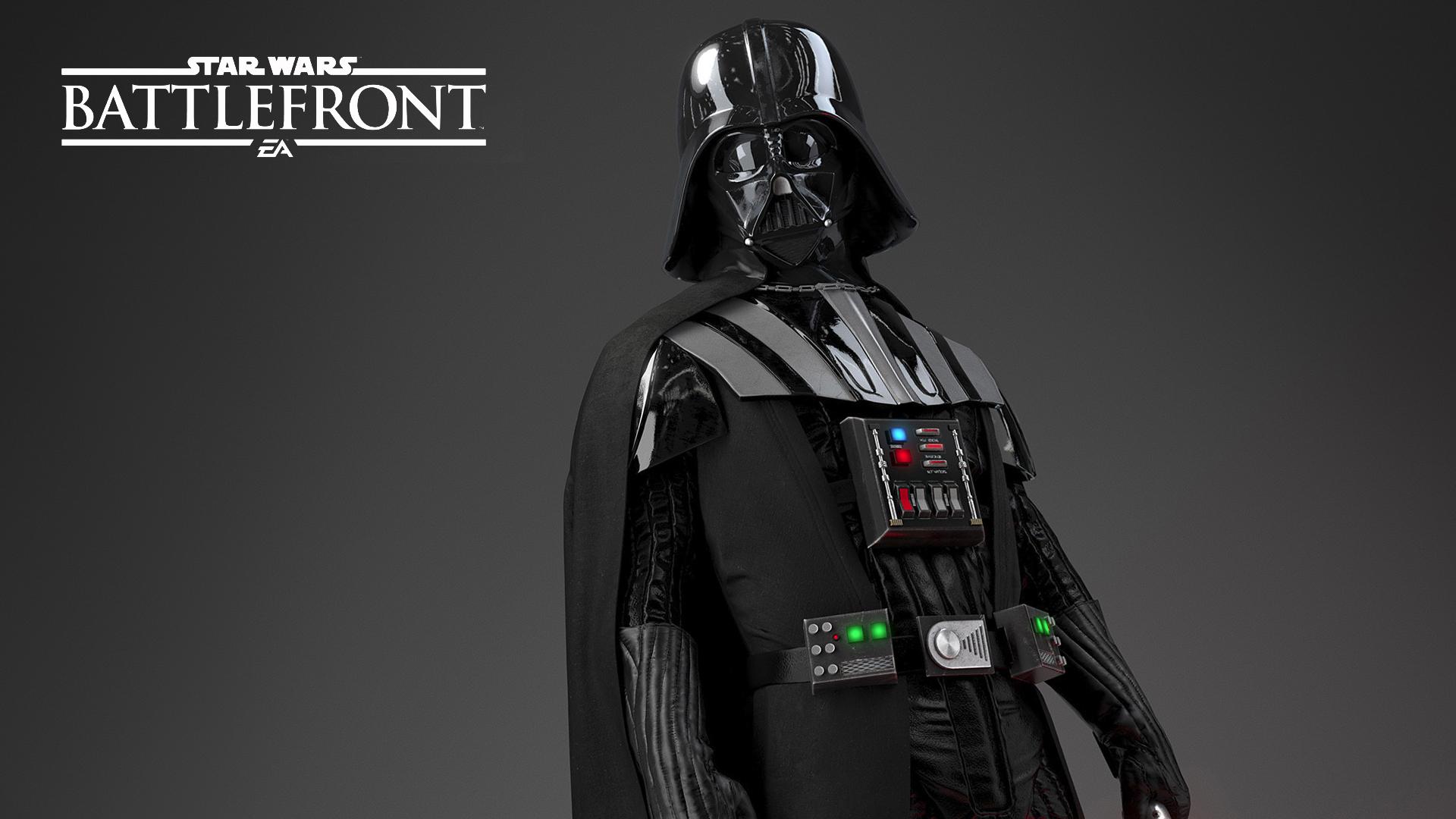 Star wars battlefront dark vador jeux video info - Photo dark vador ...