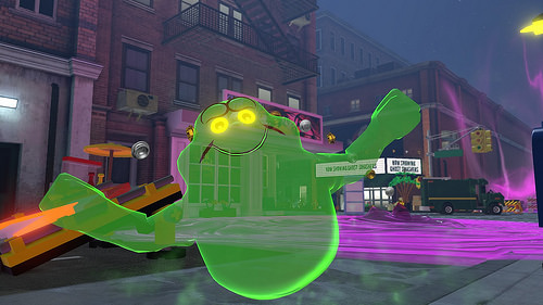 Ghostbusters Trailer dans Lego Dimensions