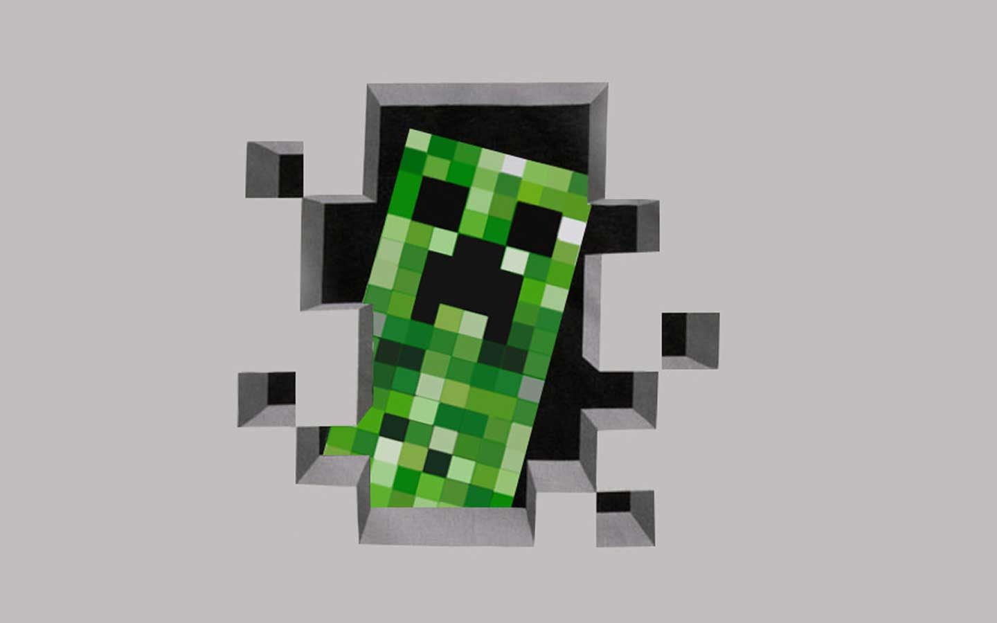 minecraft creeper dessin jeux video info. Black Bedroom Furniture Sets. Home Design Ideas