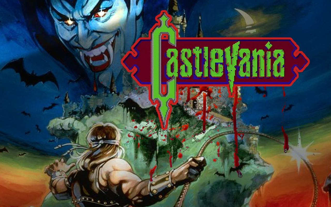 Castlevania Wallpaper Nes Jeux Video Info