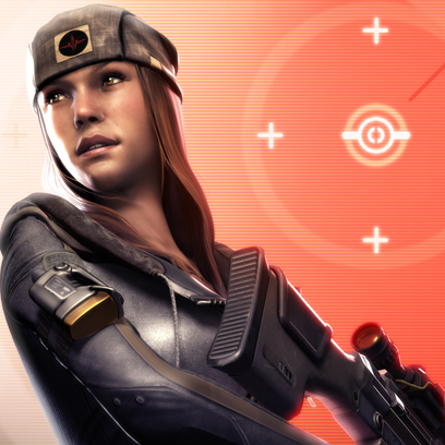 Dirty Bomb: Aimee