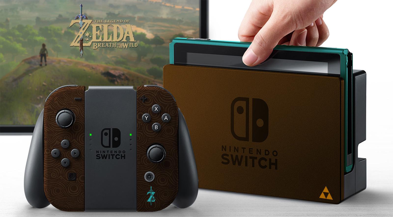 A quoi ressemble la Nintendo Switch