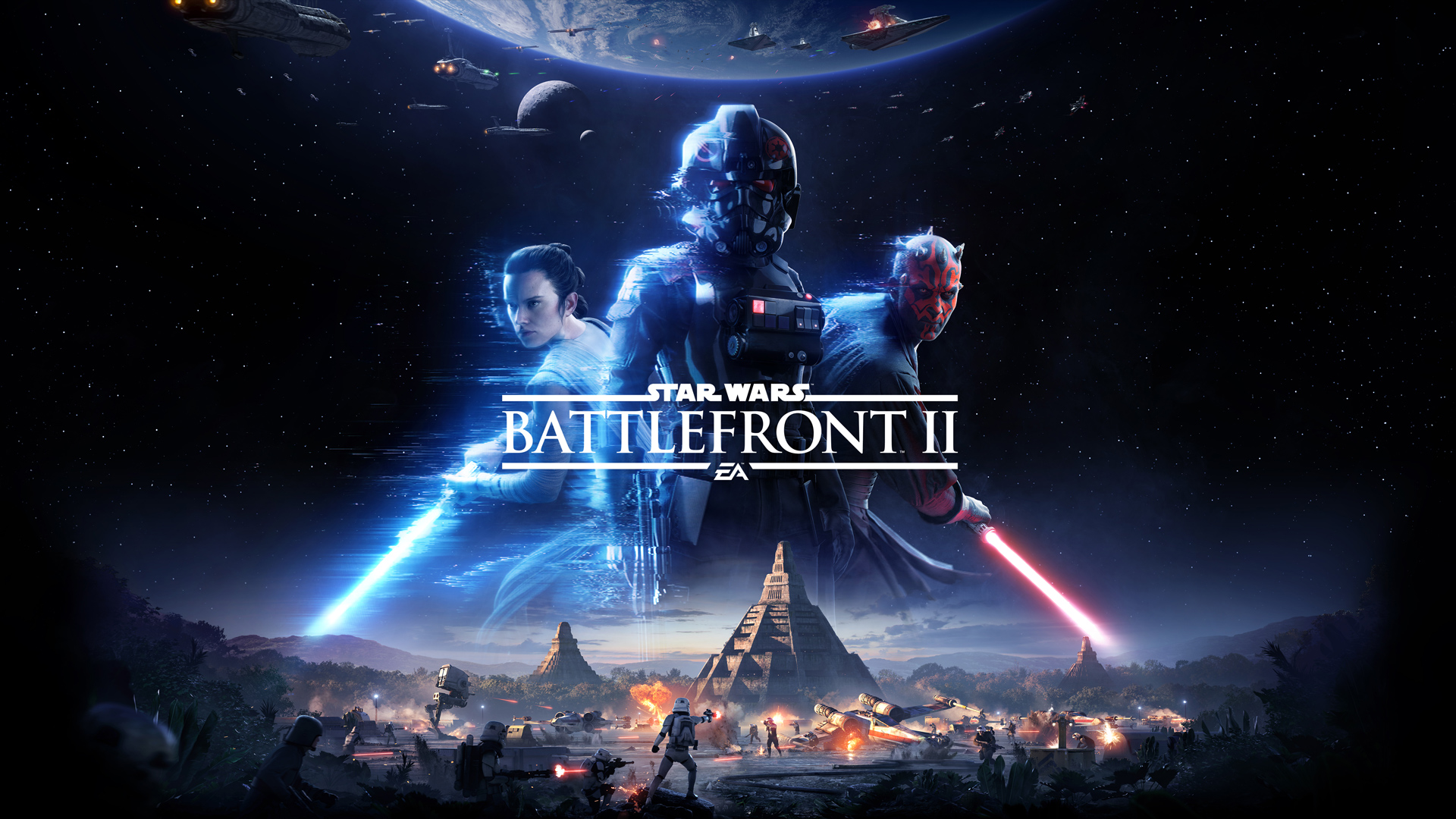 Star Wars Battlefront II La bande annonce entière