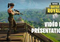 Bande-annonce officielle de Fortnite Battle Royale